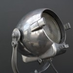 1950s Strand pendant theatre light